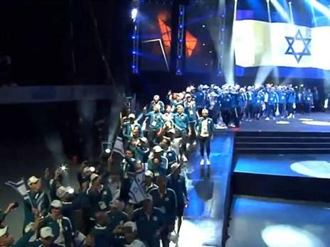 משחקי מכבי פאן אמריקה נפתחו במקסיקו סיטי