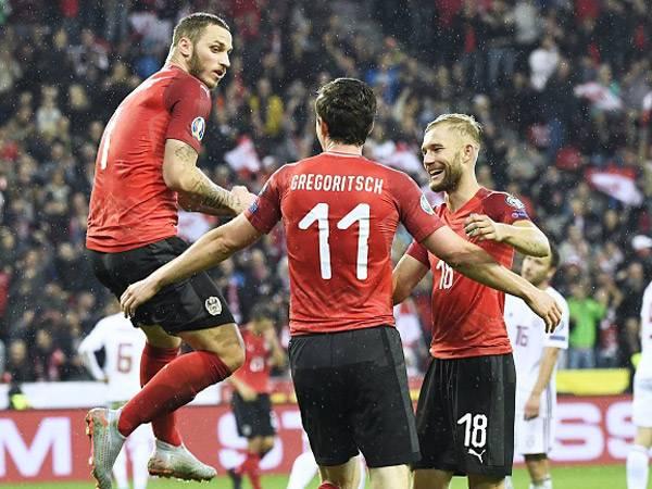 אוסטריה, מחפשת להמשיך במומנטום (getty)