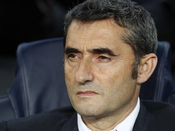 המאמן הבאסקי על הקווים של ברצלונה (getty)