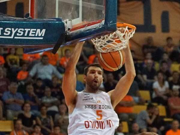 תמשיך לנצח? נס ציונה (FIBA)