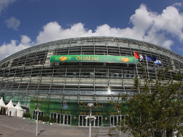 אצטדיון אביבה, דבלין (Getty)