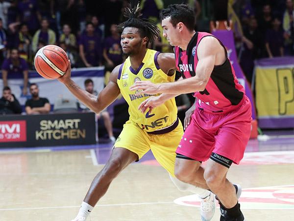 וולדן, הקלע המצטיין (FIBA)