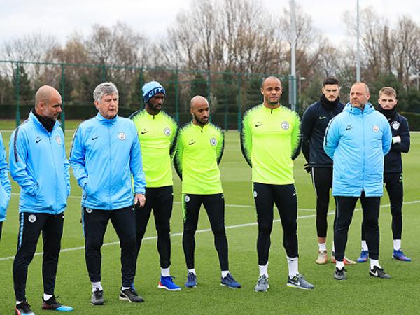 סיטי. בדרך לניצחון שביעי ברציפות? (Matt McNulty - Manchester City/Man City via Getty Images)