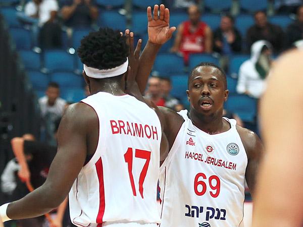 בראון ובריימו מרימים את ירושלים (אלן שיבר)
