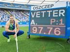 97.76 מטרים: הזריקה הטובה זה 24 שנים
