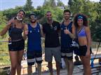 הצמד הדר ודיי סיימו 7 באליפות אירופה