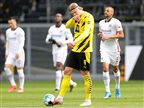 עוד נפילה: דורטמונד הפסידה 2:1 לפרנקפורט