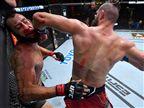 """""""מרפק קטלני"""": צפו בנוקאאוט המרשים ב-UFC"""