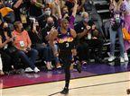 """""""ראוי לאליפות"""": עולם הכדורסל חגג עם פול"""