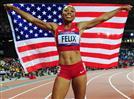 ניצחון גדול לאליסון פליקס ב-200 מטרים