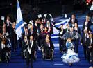 בנוכחות המלכה: המשחקים הפראלימפיים נפתחו בלונדון