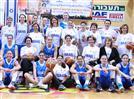 נבחרת הנשים בפעילות למלחמה בסרטן