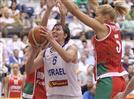 נשים: ישראל הפסידה לגרמניה 72:67