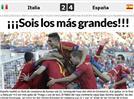 """""""ספרד, את הגדולה מכולן"""""""