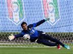 מכה לאיטליה: בופון לא ישחק נגד אנגליה