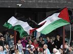 הניפו דגל פלסטין ביציע, ונקנסו ב-18,000 יורו