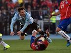 מסי שוב נפל, צ'ילה זכתה: תקציר הגמר