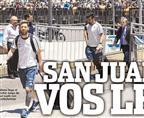 עיתוני ארגנטינה שמים מבטחם במסי