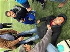 """תמונות מטרידות ממשחק נוער (צילום: """"vole"""")"""