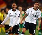 קייב מחכה: ליברפול העפילה לגמר האלופות