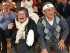 אין גיל לחגיגות: זקנים בבית אבות ביפן בטירוף