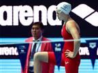 גורבנקו. שיא ישראלי וחצי גמר (סימונה קסטרווילארי, באדיבות איגוד השחייה בישראל)