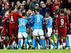 עוד לא בשמינית: 1:1 בין ליברפול לנאפולי