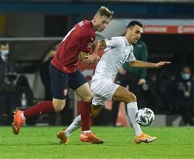 פתחה ברגל שמאל: ישראל ספגה 2:0 מדנמרק