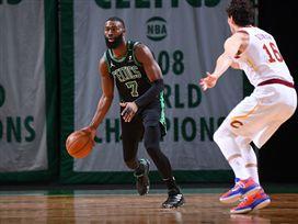 שיא NBA לבראון, 103:141 לבוסטון על קליבלנד