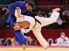 נגיעה ממדליה: שמאילוב ניצח ועלה לקרב על הארד