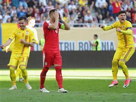 תאמאש הורחק, רומניה חילצה נקודה מסרביה
