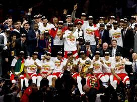 היסטוריה: טורונטו זכתה באליפות ה-NBA