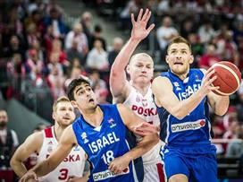 ישראל מחצה את רומניה, אבדיה הצטיין עם 21 נק'