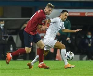 חסרת מחץ: הנבחרת הפסידה 1:0 בצ'כיה