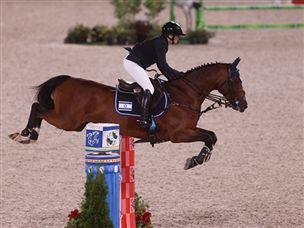 בונד ודונאטלו סיימו במקום ה-11 בתחרות היחידים