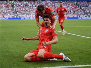 ממשיכה לחלום: אנגליה שיכנעה בדרך לחצי