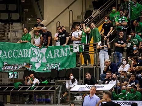 סופית: מכבי חיפה תשחק העונה בלאומית