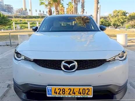 וולוג: הרכב החשמלי של מאזדה בישראל