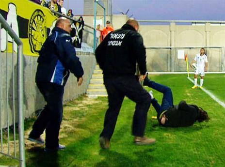 שפל נוסף בכדורגל הישראלי