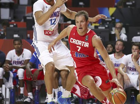 שחקן ענק. בוגדנוביץ' (FIBA)
