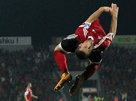 צפו ב-1:1 בין אלבניה לדנמרק