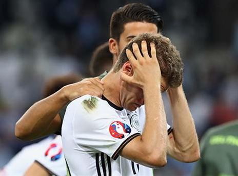 אלופת העולם לא תזכה גם באליפות אירופה
