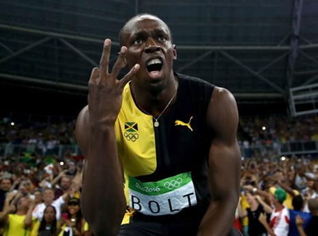 כך הכל נגמר. 9 מדליות זהב, 3 בכל מהדורה אולימפית ובאותם מקצים (gettyimages)