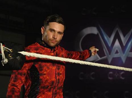 דר. האייקון הישראלי (WWE.COM)