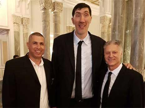 ברקוביץ', מוטי דניאל ומיורסן