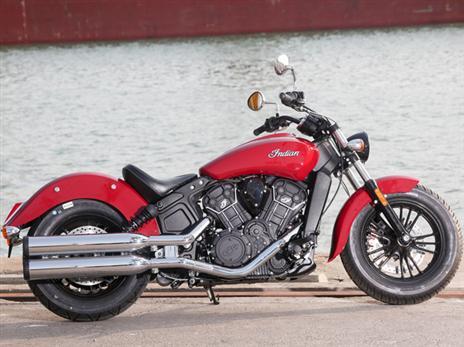 אופנועי אינדיאן הגיעו לישראל