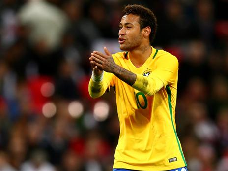 ניימאר. לאן ברזיל תגיע? (getty)