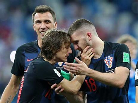 רביץ' עם מודריץ', קרואטיה תעשה היסטוריה? (getty)