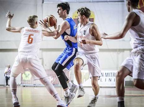 מהעתודה לנבחרת הנוער. אבדיה (FIBA)