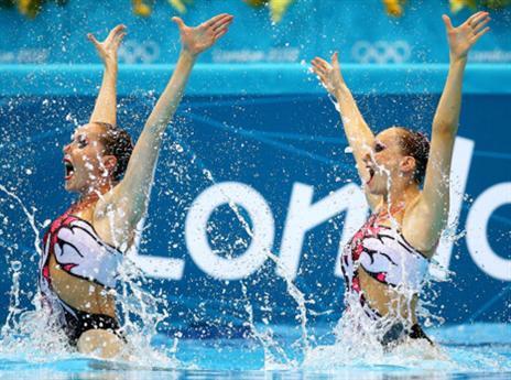 הישג נפלא לישראל בשחייה אמנותית